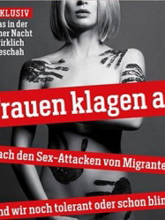 "Over 500 women are attacked, groped and worse by recent ""refugees"""